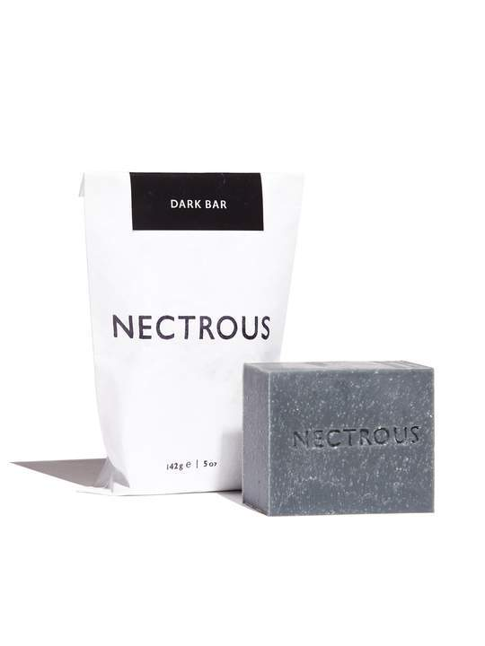 Nectrous Bar Soap Dark Bar