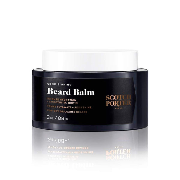 Scotch Porter Men's Product BEARD BALM