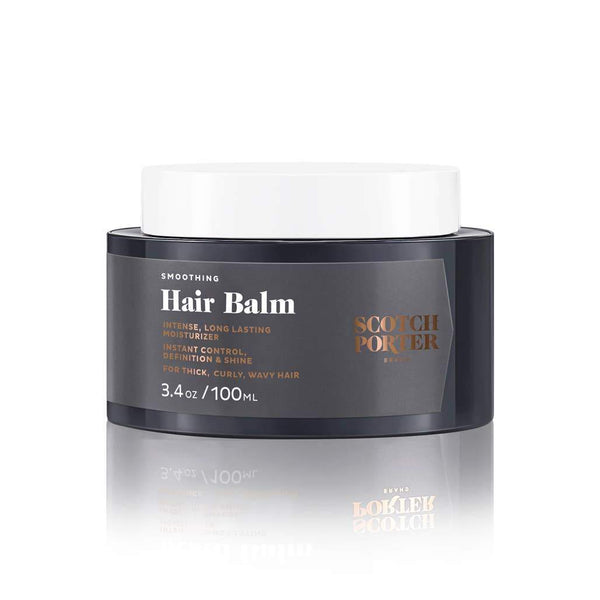 Scotch Porter Men's Product Hair Balm
