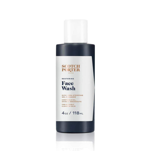 Scotch Porter Men's Product Restoring Face Wash