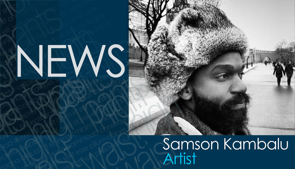 Malawian artist Samson Kambalu on the non-Western ways of crafting a narrative