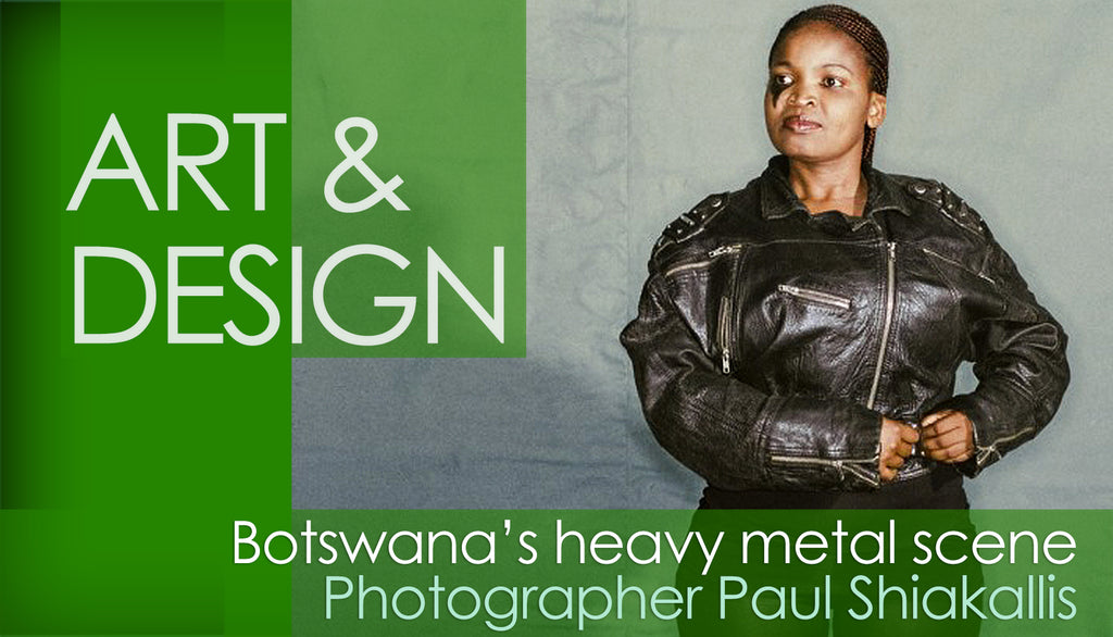 Botswana's heavy metal scene. Photographer Paul Shiakallis.