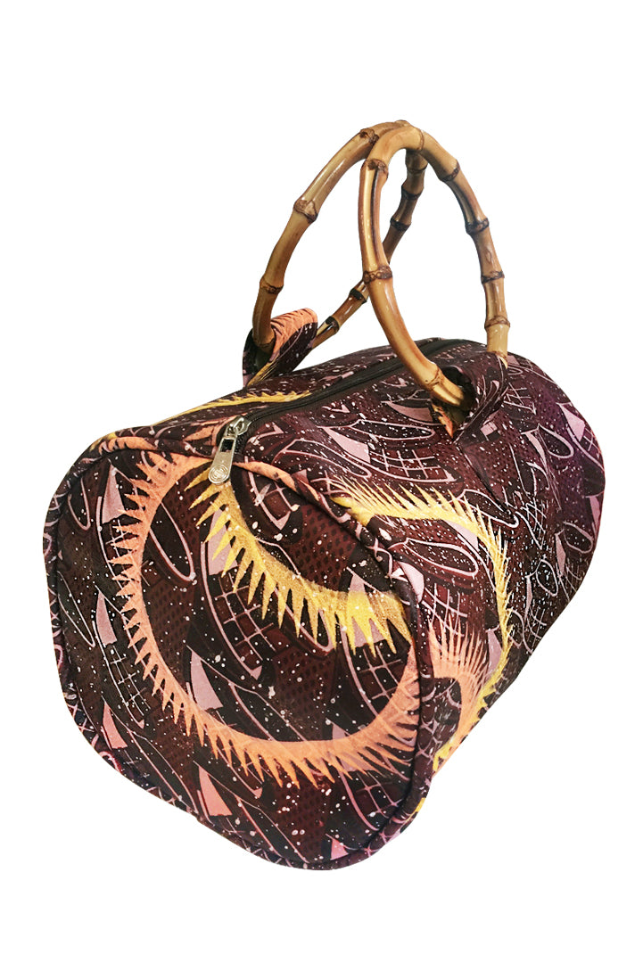 Brown Olumo Bag