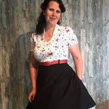 PAPERCUT |  SHIRT & KLEID | AVA ADORE - Schwalbenliebe Vintage Clothing & Rock'N'Roll