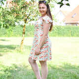 KLEID | BETTYSEW | Damen | Webware - Schwalbenliebe Vintage Clothing & Rock'N'Roll