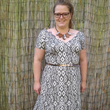 PAPERCUT | KLEID | BETTYSEW | DAMEN - Schwalbenliebe Vintage Clothing & Rock'N'Roll