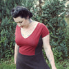 KLEID | BETTYSEW | Damen | Jersey - Schwalbenliebe Vintage Clothing & Rock'N'Roll