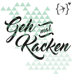 Plotterdatei | 'GMK' - Schwalbenliebe Vintage Clothing & Rock'N'Roll