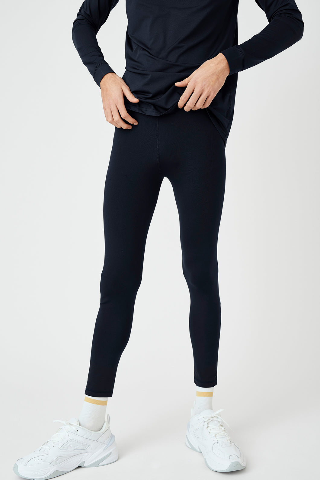 Bohr mens running tights