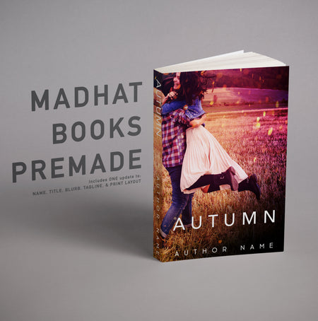 Premade Cover: Autumn