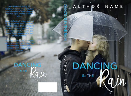 Premade Cover: Dancing in the Rain