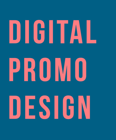 Digital Web Promotional Design