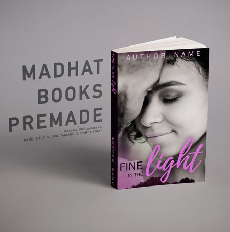 Premade Cover: Fine in the Light