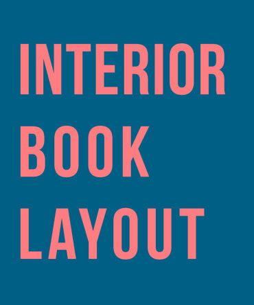 Interior Book Formatting