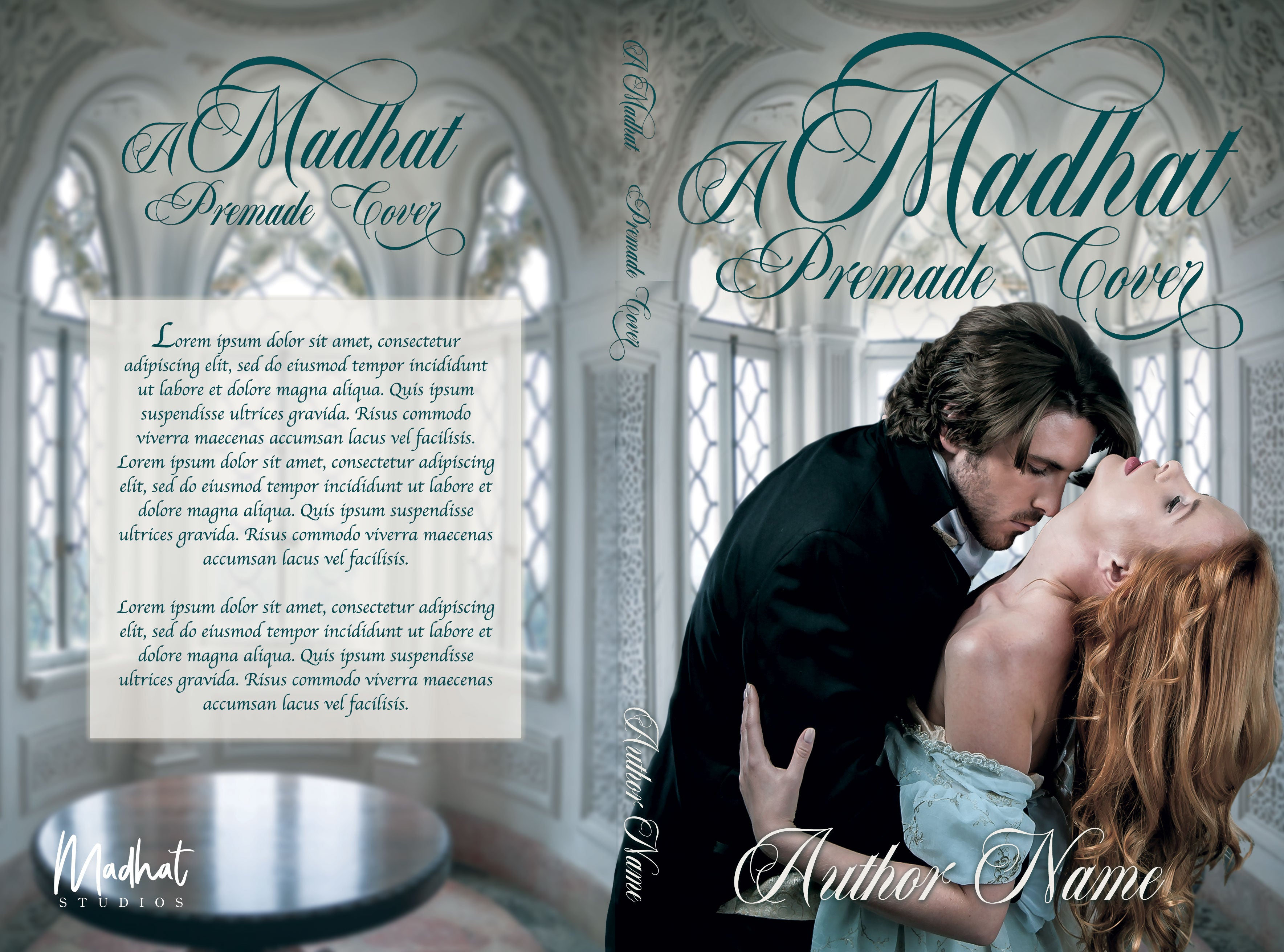 Premade Cover: Historical1111