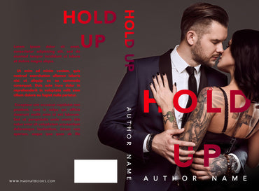 Premade Cover: Hold Up