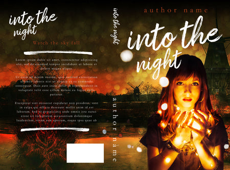 Premade Cover: Into the Night
