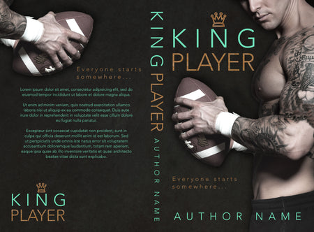 Premade Cover: King Player