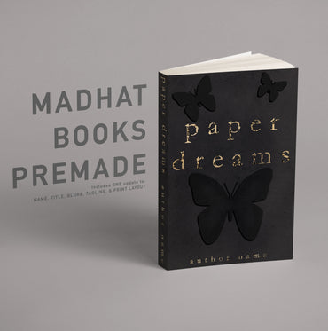 Premade cover: Paper Dreams