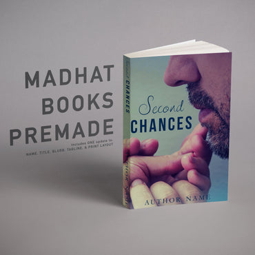 Premade Cover: Second Chances