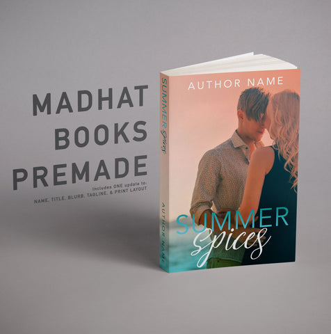 Premade Cover: Summer Spices