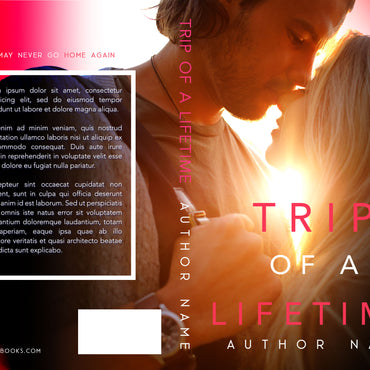 Premade Cover: Trip of a Lifetime