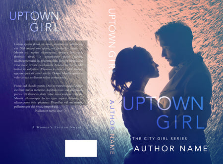 Premade Cover: Uptown Girl