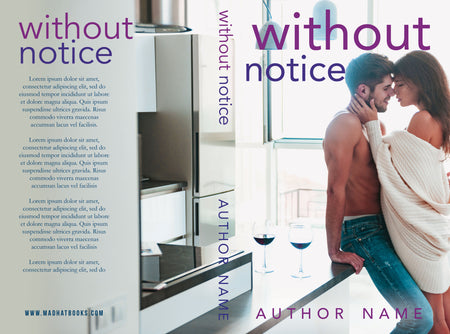 Premade Cover: Without Notice