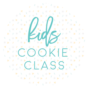 Spring Themed Kids Cookie Class Friday 4/23 3:45pm