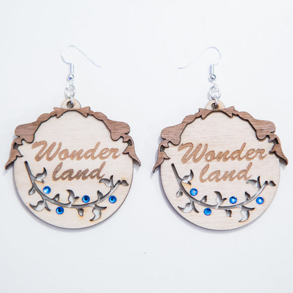 Earrings WONDERLAND