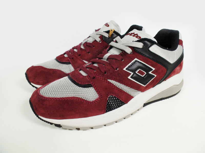 Lotto Marathon Burgundy – Obscuresneakers