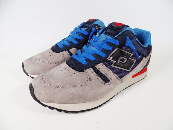 retro sneakers - vintage sneakers -  lotto