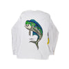 Obscure x Davel Mahi Mahi Fishing Shirt