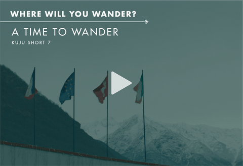 Where Will You Wander? - A Time to Wander