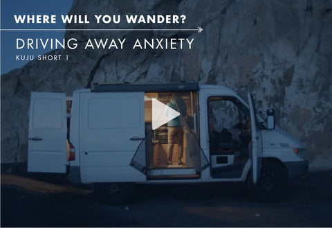 Where Will You Wander? - Driving Away Anxiety