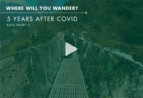 Where Will You Wander? - 5 Years After COVID