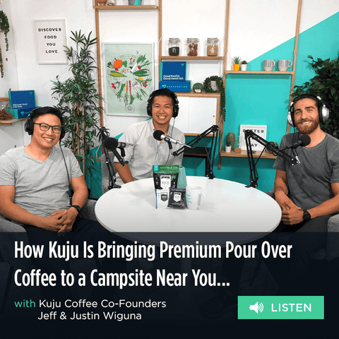 Episode 111 | Kuju Coffee on the Brand Builder Podcast