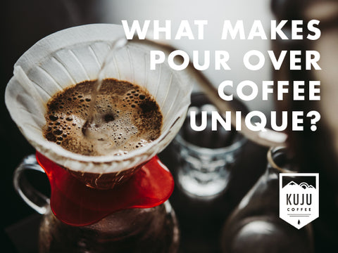 What Is Pour Over Coffee and What Makes It So Unique?