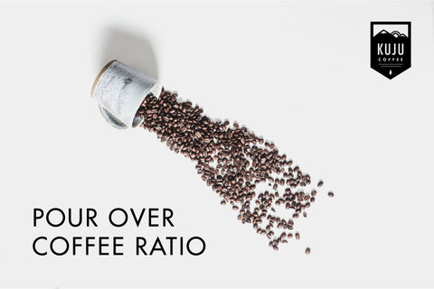 The Best Pour Over Coffee Ratio