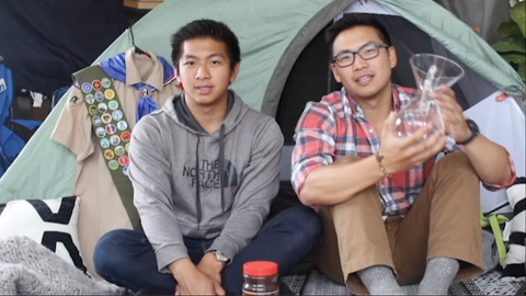 Celebrating National Boy Scouts Day - with the Kickstarter Video We Never Used