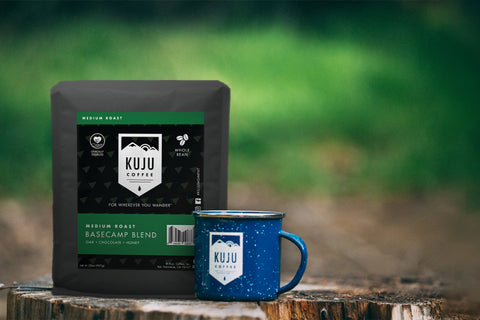 Bring Adventure Home - Introducing Kuju Whole Beans