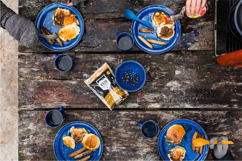 The Camping Breakfast of Your Dreams