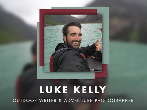 Ways to Wander (Q&A): Luke Kelly - Outdoor Writer & Adventure Photographer