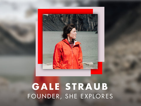 Ways to Wander (Q&A): Gale Straub of She Explores