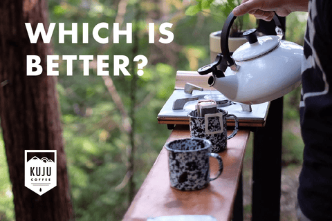 Pour Over Coffee vs Steeped Coffee: Which is Better?