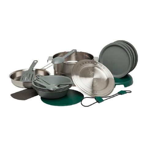 Stanley Adventure Full Kitchen Base Camp Cook Set camper gift guide
