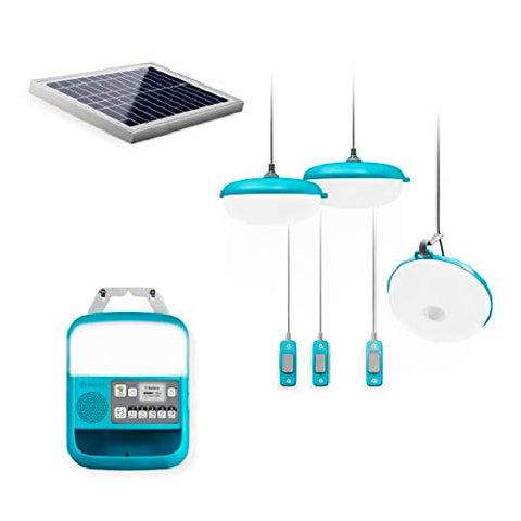 BioLite SolarHome Solar Lighting System