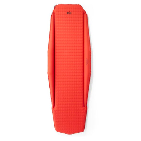 rei co-op airrail plus self-inflating sleeping pad