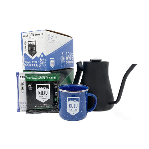 Kuju Coffee Deluxe Brew Kit