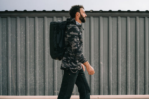 WANDRD hexad carryall duffel backpack